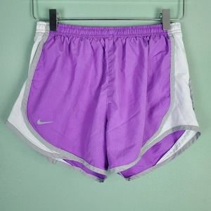 Nike Dri-fit Purple Athletic Shorts Size Small